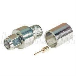 SMA Plug Crimp for RG8, LMR400-Series