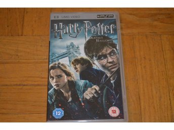 Harry Potter And The Deathly Hallows Part 1 UMD Video för PlayStation PSP
