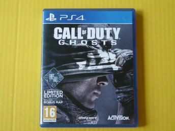 CALL OF DUTY_GHOSTS  * HELT NYTT SKICK!