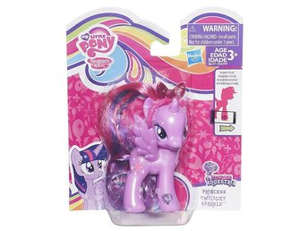 My Little Pony PRINCESS TWLIGHT SPARKLE Pony med man, svans och diadem - Limhamn - My Little Pony PRINCESS TWLIGHT SPARKLE Pony med man, svans och diadem - Limhamn