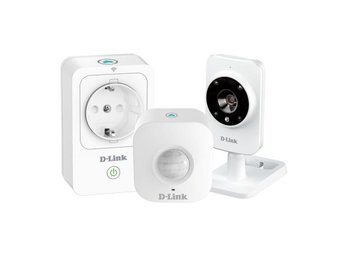 D-Link DCH 100kt mydlink Wireless Smart Home HD Starter Kit