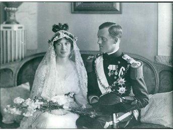 Axel Christian Georg and Princess Margaretha - fotografi fotokonst bild - Stockholm - Axel Christian Georg and Princess Margaretha - fotografi fotokonst bild - Stockholm