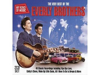 Everly Brothers: Very best of... (2CD)