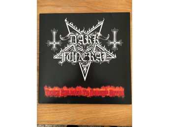 "Dark Funeral ""Teach children to whorship satan"" Vinyl Blackmetal"