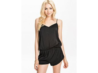 Playsuit Ida Rut & Circle-Svart-34