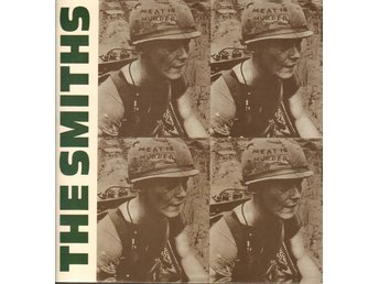 THE SMITHS - MEAT IS MURDER (CLEAR VINYL) LP