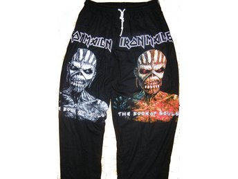 SWEATPANTS: IRON MAIDEN