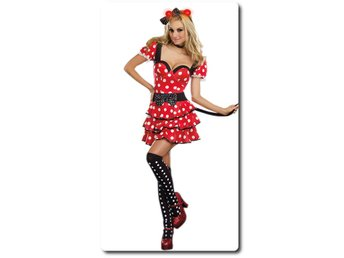 Miss Mouse Costume   strl.36/38
