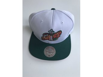 Seattle Sonics- Mitchell & Ness - keps (NY)