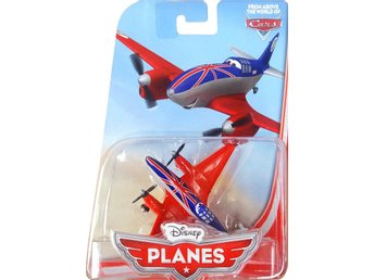 Bulldog - Disney Planes Original Metal