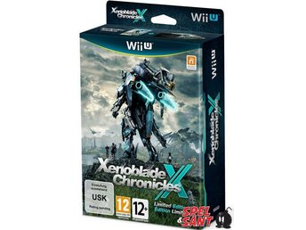 Xenoblade Chronicles X Limited Edition