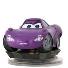 Figurer Wii PS4 PS3 PC Xbox 360 Disney Infinity Cars bilar Holley Blinkers