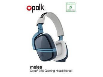 POLK / Melee Headset Blue