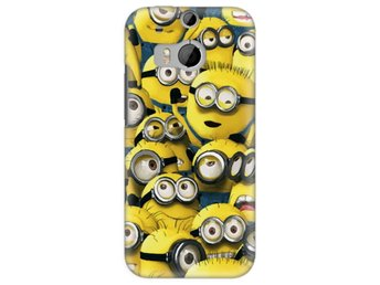 HTC One M8 Skal Minions