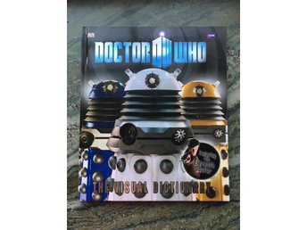 Doctor Who bok - The Visual Dictionary