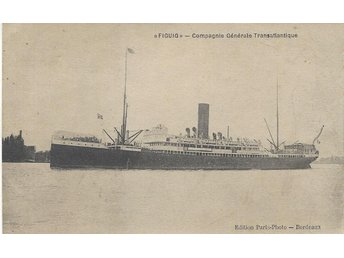 "French Liner "" FIGUIG """