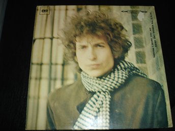 """Lp"" Bob Dylan - Blonde On Blonde-Dubbel"