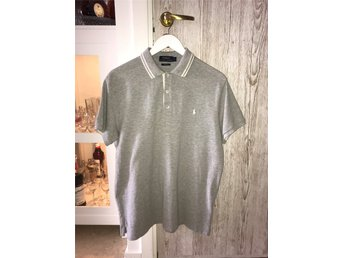 Ralph Lauren Pike Heather Grey stl. L
