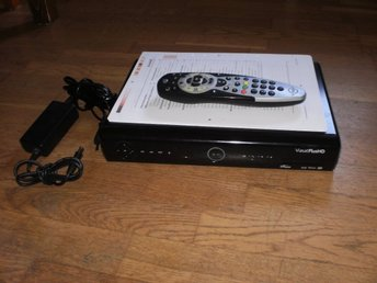 PACE TDS855NV 320GB INSPELNINGSBAR VIASAT PLUS HD-BOX SATELLITBOX,,