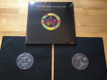2LP: The Sisters of Mercy - Greatest hits vol 1 (2018 reissue)