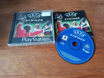 UEFA STRIKER PS1 BEG