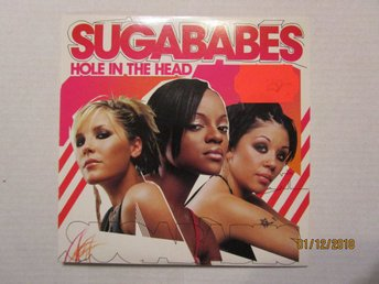 SUGARBABES - HOLE IN THE HEAD - CD  SINGEL