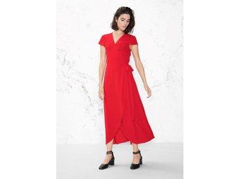 Other stories klänning wrap dress röd helt ny s.. (331803304) ᐈ Köp ... a9c93272d5d8c