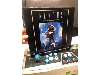 Laserdisc - Aliens Special Widescreen Edition - 4 disc