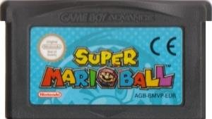GBA - Super Mario Ball