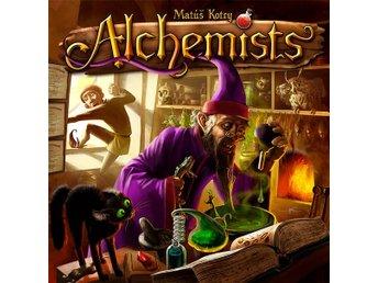 Alchemists - skadad box - Brädspel - Varberg - Alchemists - skadad box - Brädspel - Varberg