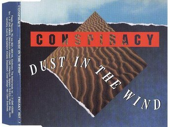 Conspiracy - Dust In The Wind (CD, Maxi)