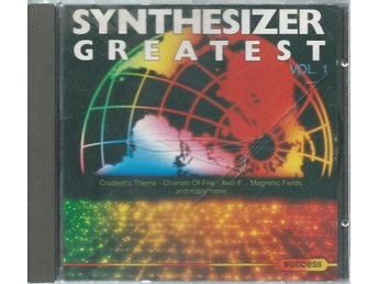 SYNTHESIZER GREATEST VOL.1