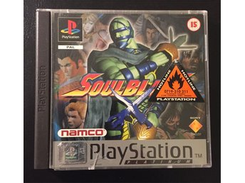 Soulblade - Playstation one PS One