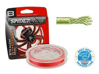 Spiderwire Stealth Smooth 8 Red 150m - 0,12mm 10,7kg 1422116 - Bielsko-biala - Spiderwire Stealth Smooth 8 Red 150m - 0,12mm 10,7kg 1422116 - Bielsko-biala