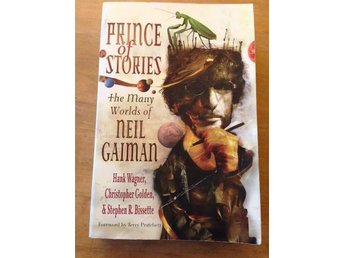 Prince of Stories - The Many Worlds of Neil Gaiman - FRAKTFRITT