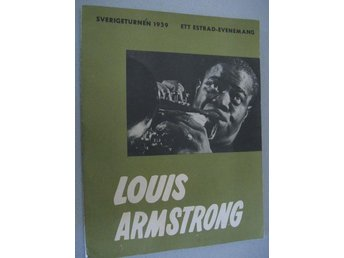 Louis Armstrong i Sverige