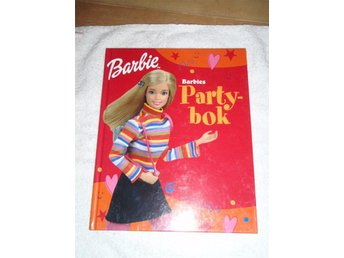 Barbies Partybok