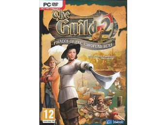 Guild 2 Pirates of the Seas (PC) - Nossebro - Guild 2 Pirates of the Seas (PC) - Nossebro
