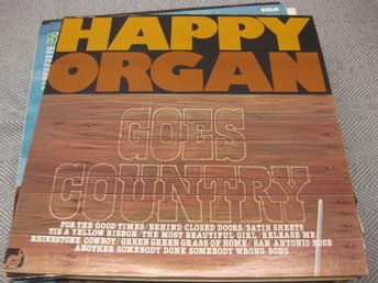 Happy Organ Goes Country