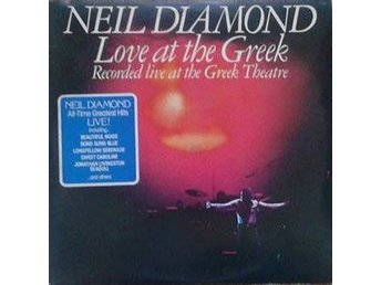 Neil Diamond title* Love At The Greek, Recorded Live At The Greek Theatre* Pop,R