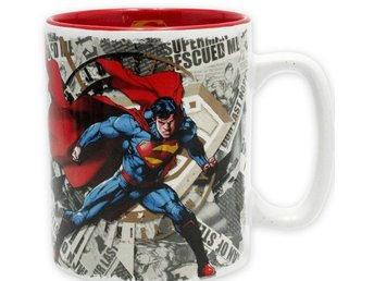 Mugg - DC Comics - Superman & logo (ABY164)