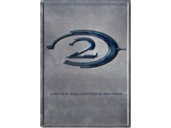 XBOX - Halo 2: Limited Collectors Edition (Steelbook) (Beg)