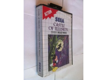 Master System: Castle of Illusion