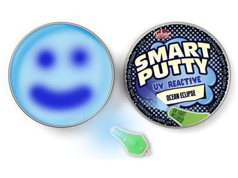 Smart Putty UV Reactive Ocean Eclipse