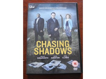 Chasing Shadows DVD (Reece Shearsmith,Alex Kingston,Noel Clarke)