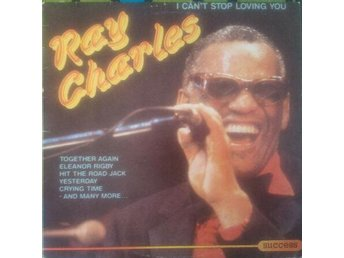 Ray Charles - I Can't Stop Loving You (LP, Comp)