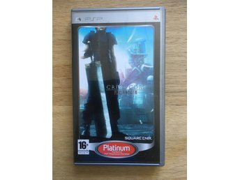 Final Fantasy VII: Crisis Core (Platinum) PSP