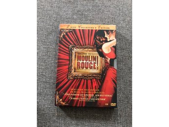 Moulin Rouge! -2 disc collectors Edition