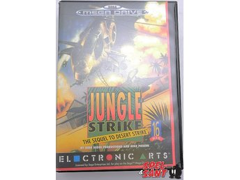 Jungle Strike (Svensk Version)