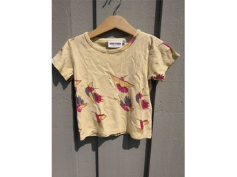 Mini Rodini Sunbirds tee 104/110